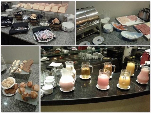 Apart Hotel & Spa Congreso - Desayuno