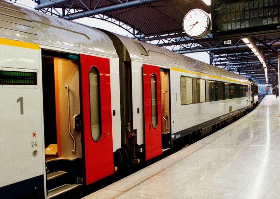 TrenBélgica