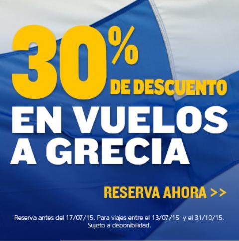 Ryanair_30_Descuento_Grecia