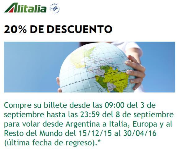 Alitalia_20_Descuento_2015.09