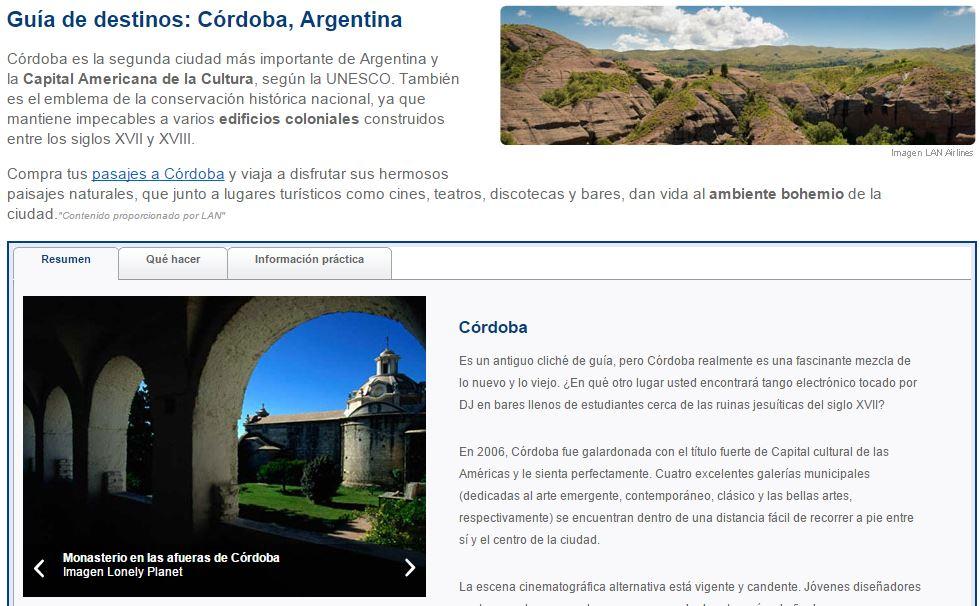 LAN_Guia_Destinos_Cordoba_Argentina