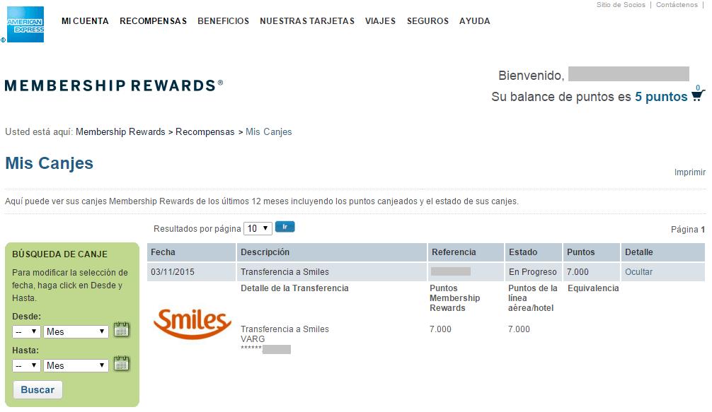 Membership_Rewards_Smiles_Consulta_Mis_Canjes