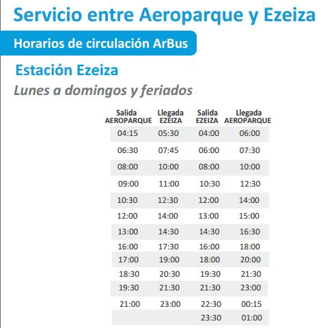 ArBus_Horarios_Enlace_Conexion_Aeropuerto_Aeroparque_Ezeiza_2015.12