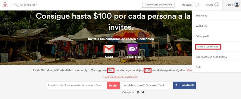 AirBnb_Invitar_Amigos_Referidos