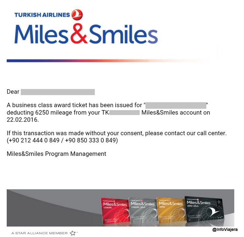 Turkish_Airlines_Miles_Smiles_eMail_Canje_Millas