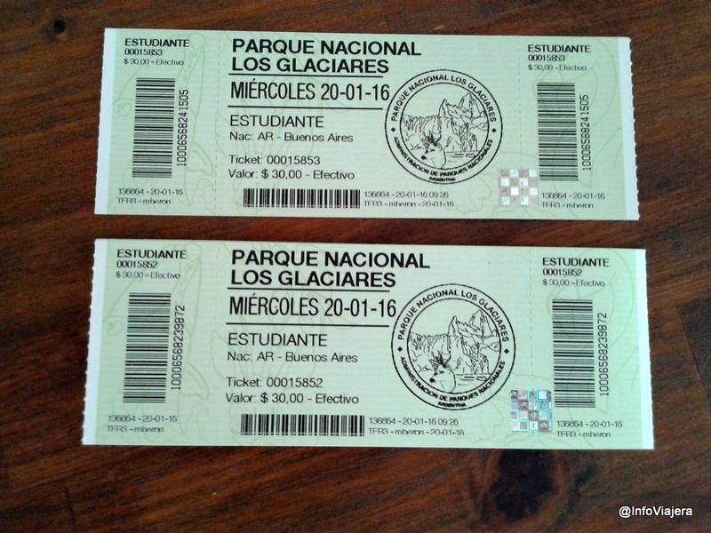 Calafate_Parque_Nacional_Entrada_Descuento_Estudiantes