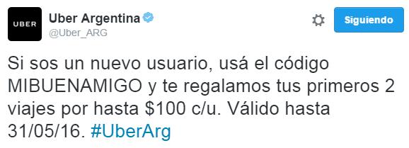 Uber_Codigo_Promocional_Lanzamiento_Argentina_2016.04