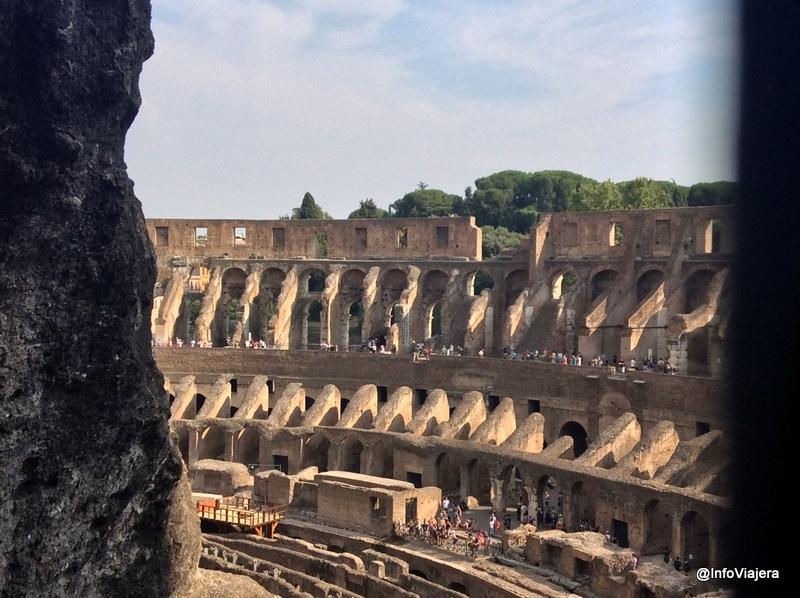 Roma_Coliseo_Visita_Guiada_Tercer_Piso