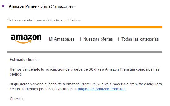 Baja_Cancelacion_Suscripcion_Amazon_Premium_email_confirmacion