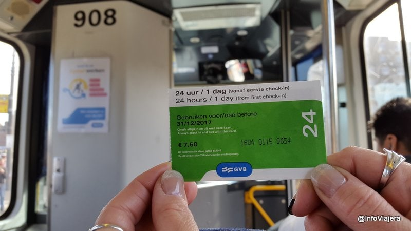 Ticket_Transporte_24_horas_Amsterdam