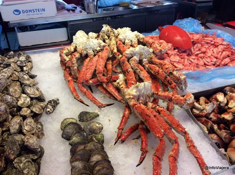 bergen_mercado_pescado_cangrejo