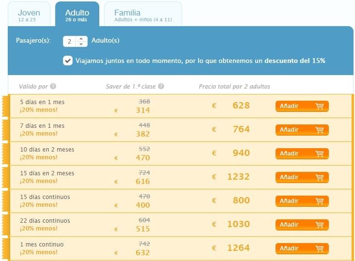 eurail_pase_tren_europa_descuento_15_off_dos_personas