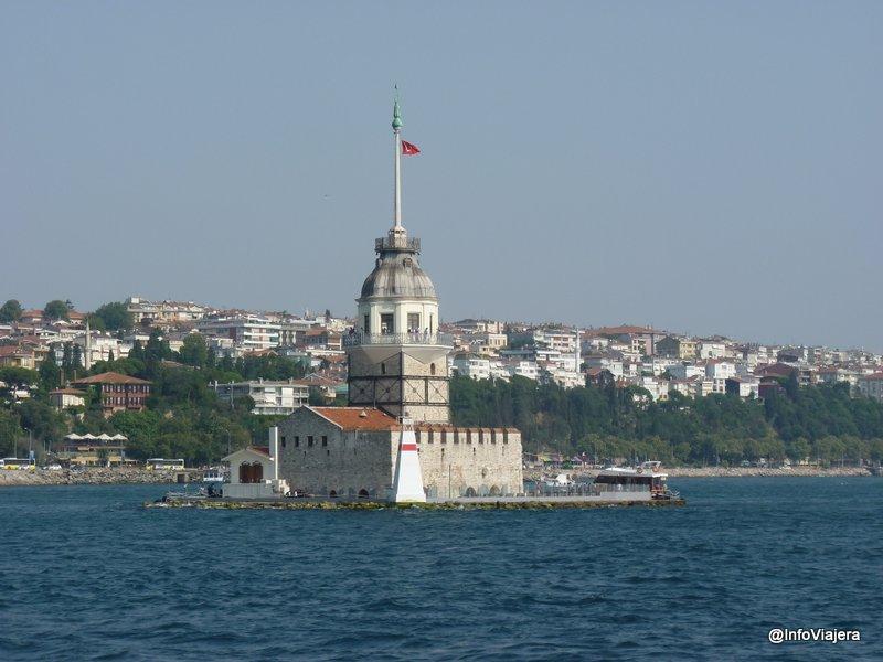 Torre de la Princesa, Estambul